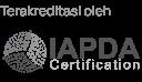 Terakreditasi IAPDA Certification